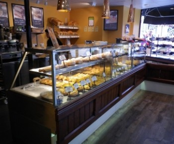 Bakery Displays, Jaylee Refrigeration