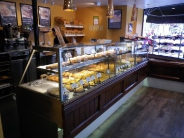 Bakery Display Units in Bournemouth