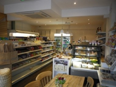 Refrigeration and Air Con for Community Shop