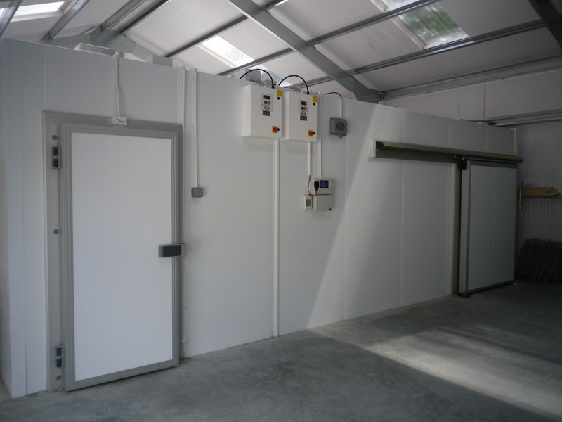 Cold Room Design And Installation In Bournemouth