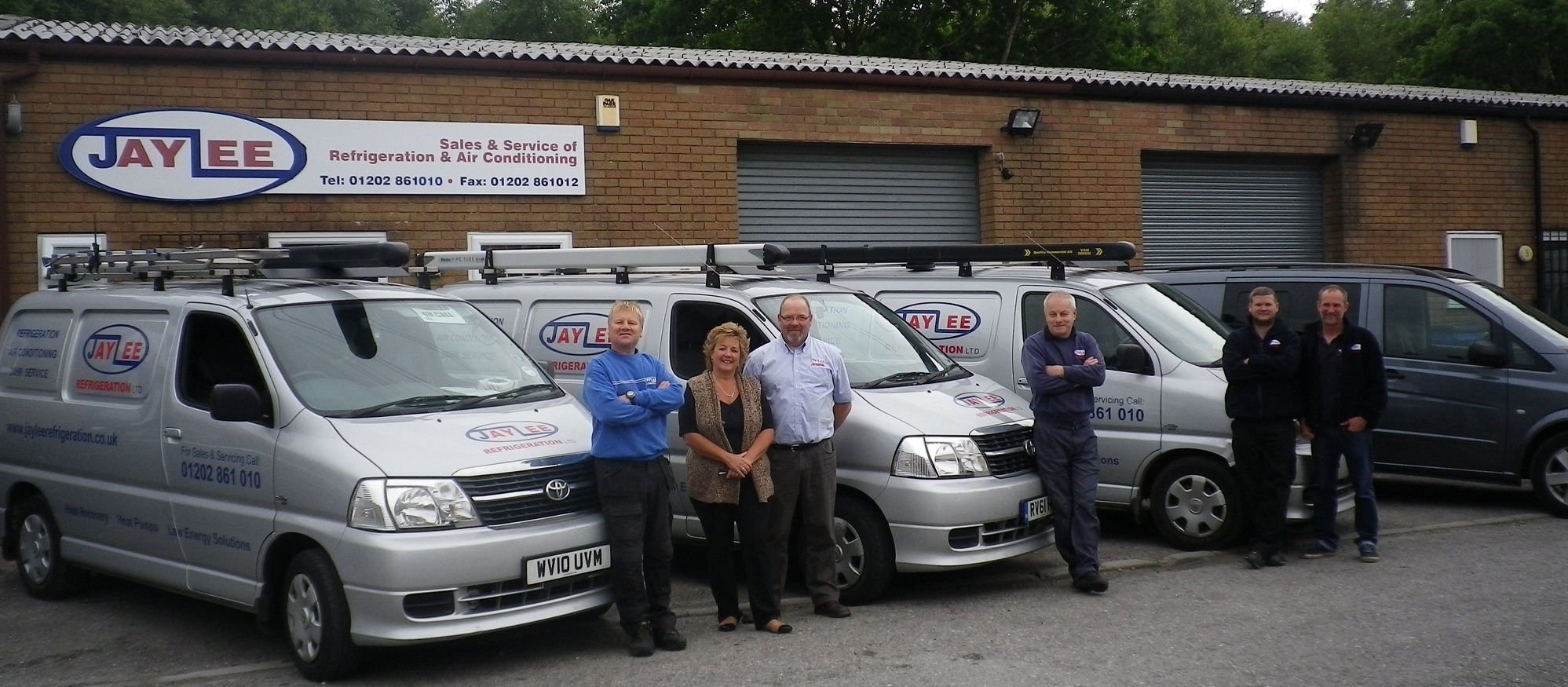 Air Conditioning Specialists in Dorset, Jaylee Refrigeration