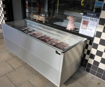 Butchers and Specialists Displays Dorset